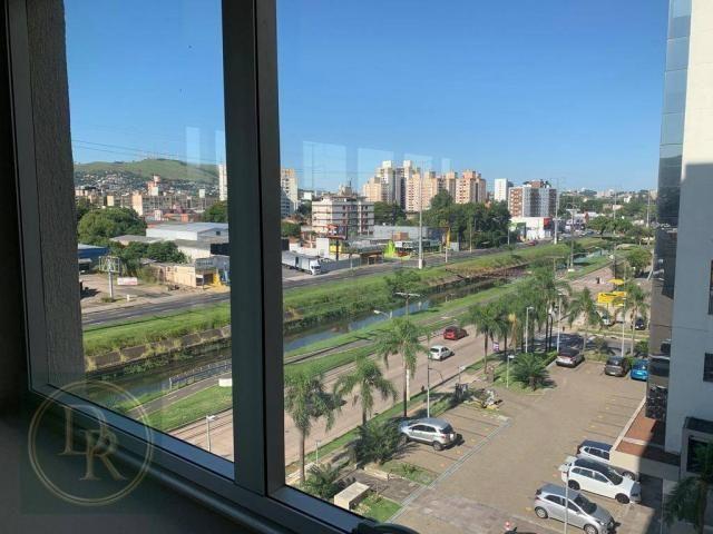 Sala para alugar, 140 m² por R$ 6.400/mês - Central Parque - Porto Alegre/RS - Foto 18