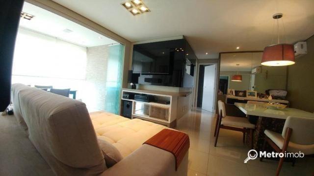 Apartamento com 2 dormitórios à venda, 74 m² por R$ 520.000,00 - Ponta da areia - São Luís - Foto 9