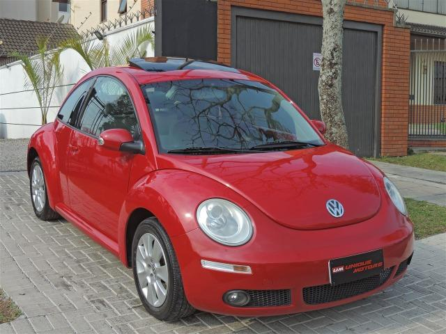 Volkswagen New Beetle 2.0 Com Teto Solar 2008 - Foto 3