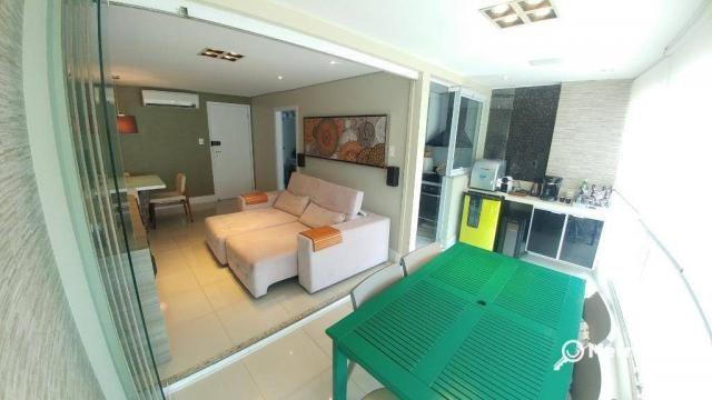 Apartamento com 2 dormitórios à venda, 74 m² por R$ 520.000,00 - Ponta da areia - São Luís - Foto 10