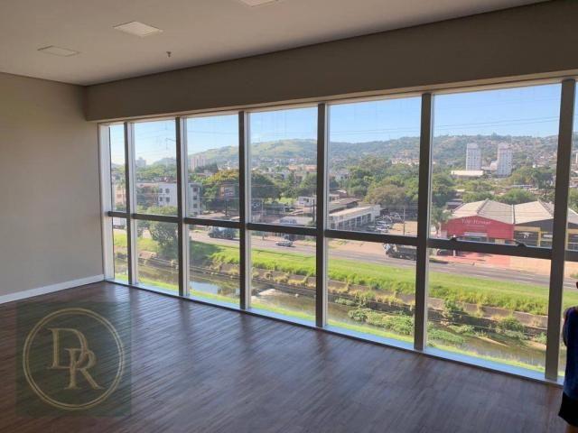 Sala para alugar, 140 m² por R$ 6.400/mês - Central Parque - Porto Alegre/RS - Foto 19