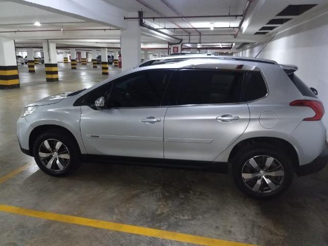 Peugeot 2008 Griffe 1.6 Thp (flex) 2016