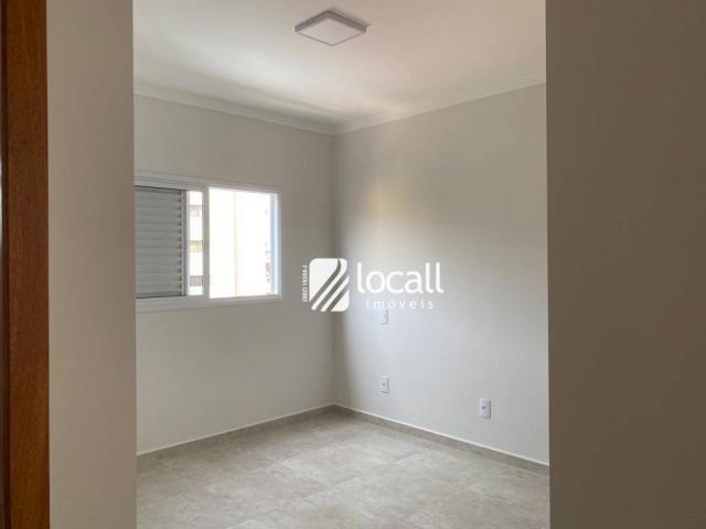 Apartamento com 1 dormitório para alugar, 55 m² por r$ 1.300/mês - vila são pedro - são jo - Foto 6