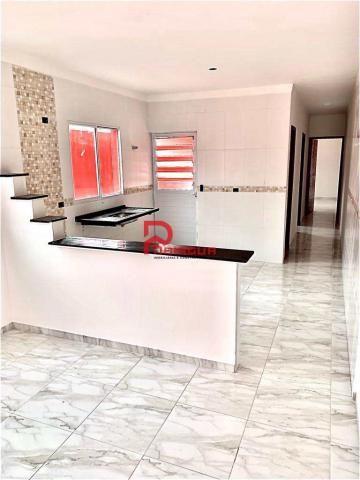 Casa à venda com 2 dormitórios em Nova itanhaém, Itanhaém cod:1356 - Foto 11