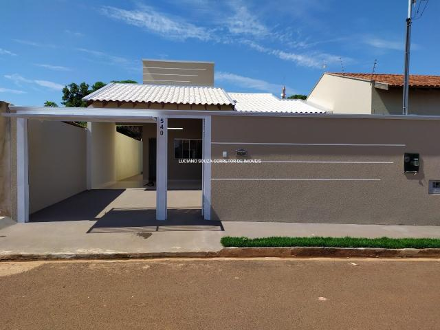 Casa à venda com 3 dormitórios em Guanandi ii, Campo grande cod:263 - Foto 2