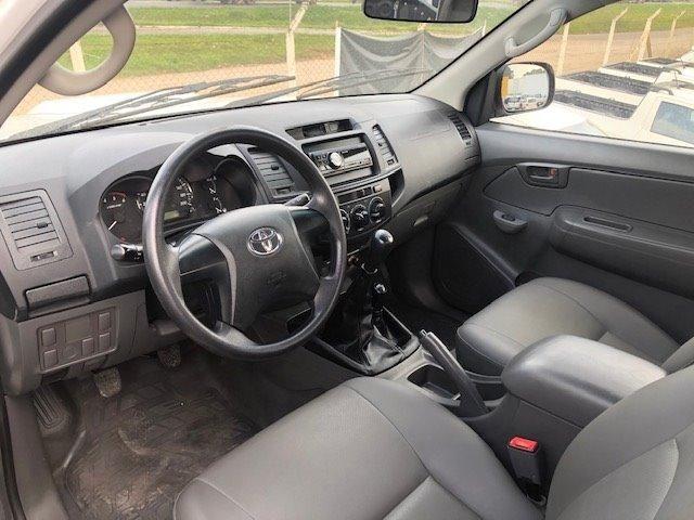 Toyota hilux cs 3.0 4x4 2015 - Foto 5