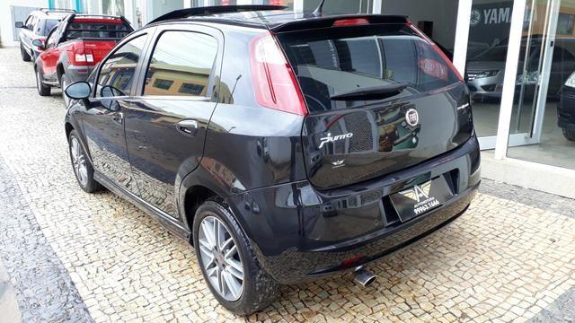 Fiat Punto Sporting 1.8 FLEX 2011 - Foto 12