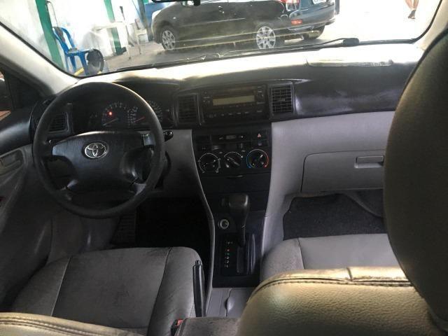 Corolla Brad Pitt 2006 xei Automático R$ 26.500,00 (negociável) - Foto 5