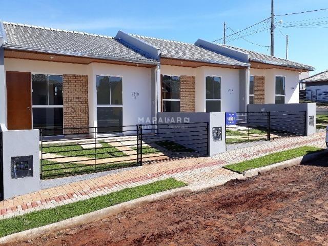 Casa Geminada nova, pronta para morar! Financiamento MCMV - Foto 6