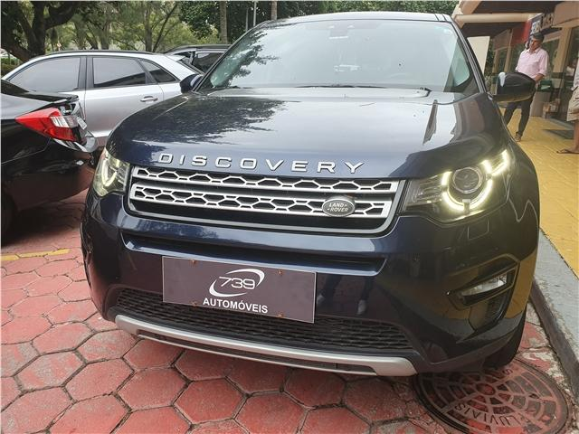 Land rover Discovery sport 2.0 16v si4 turbo gasolina hse 4p automático - Foto 2