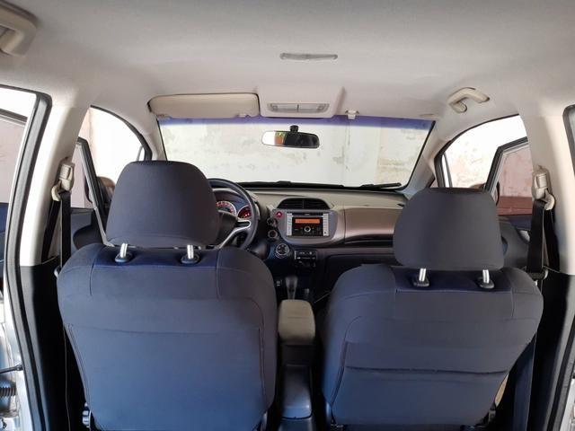 Honda Fit LX 1.5 16v AT 2014- abaixo fipe- ac/tr - Foto 13