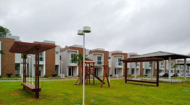 Vendo casa em condomínio no Eusébio com 96 m², 3 quartos e 2 vagas. 324.900,00 - Foto 13