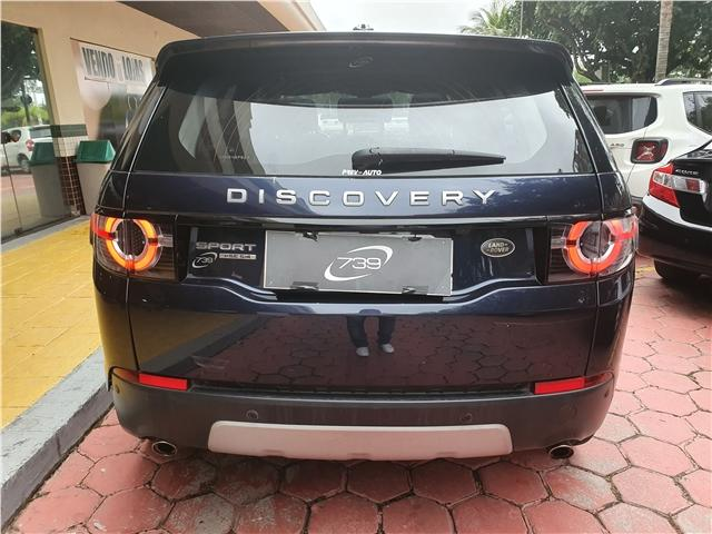 Land rover Discovery sport 2.0 16v si4 turbo gasolina hse 4p automático - Foto 4