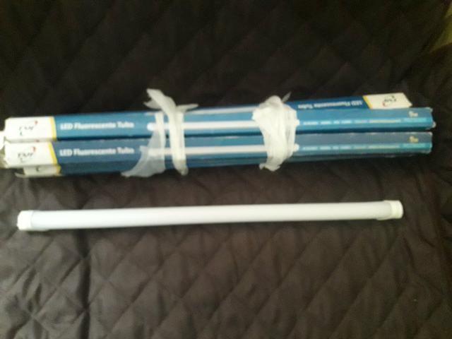 Lampada Tubolare Fluorescente : Lampada led tubolare e como instalar lampada tubular de led no