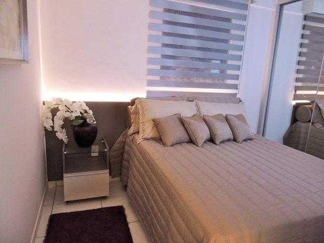 Apto 2 quartos, novo, no Geisel, condomínio com área de lazer completa - Foto 13