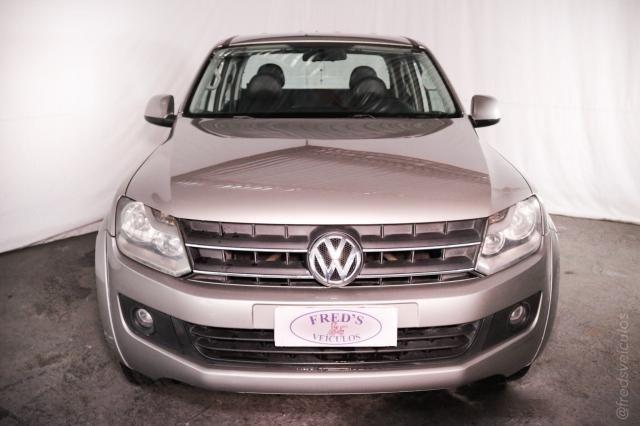 Volkswagen amarok 2011 2.0 trendline 4x4 cd 16v turbo intercooler diesel 4p manual - Foto 2