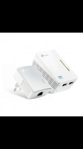 Extensor Wireless Powerline Tp-link Tl-wpa4220kit Wpa4220 - Foto 3