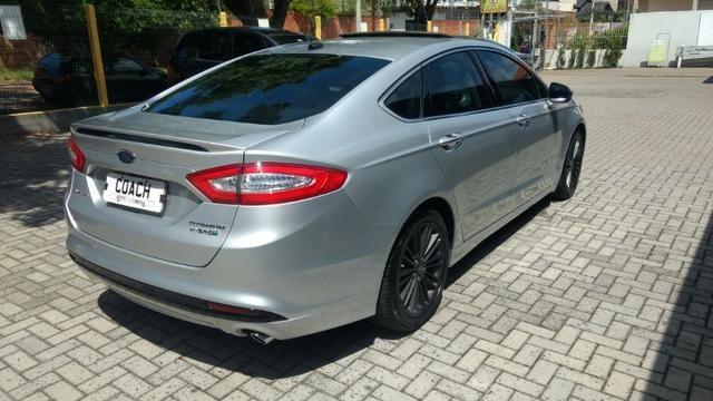 Ford Fusion Hybrid - Foto 14