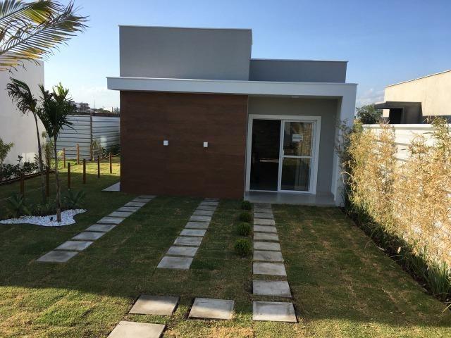 América Houses - 2 Quartos - 2 Suítes - Lavabo -Bairro SIM