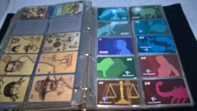 Coleção de Cartões telefônicos - Foto 4