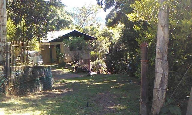 Sítio com 2 dormitórios à venda, 200000 m² por r$ 350.000,00 - santa terezinha - canela/rs