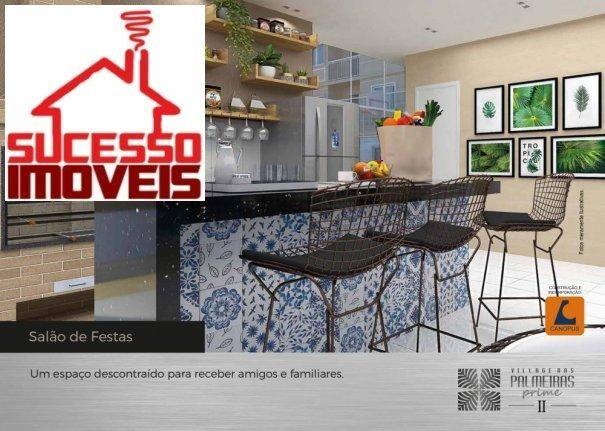 VILLAGE DAS PALMEIRAS PRIME II - Apartamento Alto Padrão em Lançamentos no bairr... - Foto 8