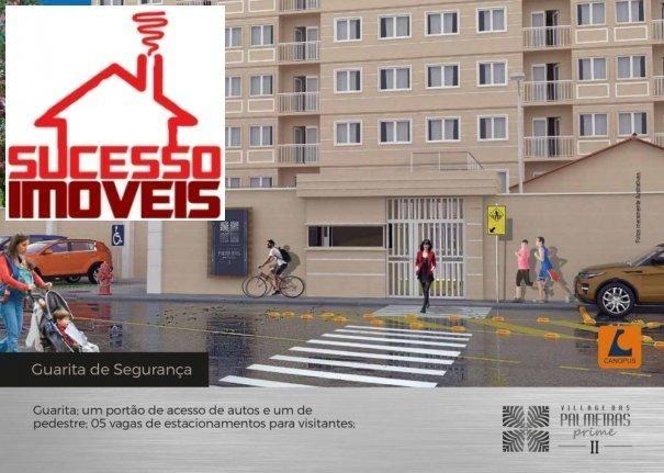VILLAGE DAS PALMEIRAS PRIME II - Apartamento Alto Padrão em Lançamentos no bairr... - Foto 6