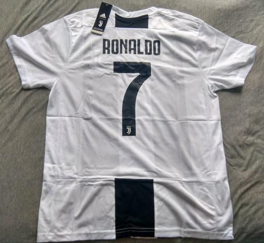 5ce9b205a2 Camisa da Juventus - Cristiano Ronaldo 7 - Esportes e ginástica ...