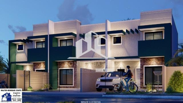 Casa à venda com 3 dormitórios em Green field, Fazenda rio grande cod:SB00022 - Foto 9