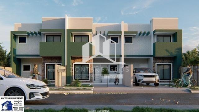 Casa à venda com 3 dormitórios em Green field, Fazenda rio grande cod:SB00022 - Foto 2