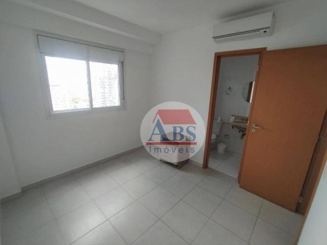 Apartamento com 2 dormitórios para alugar, 80 m² por R$ 3.500,00/mês - Gonzaga - Santos/SP - Foto 6