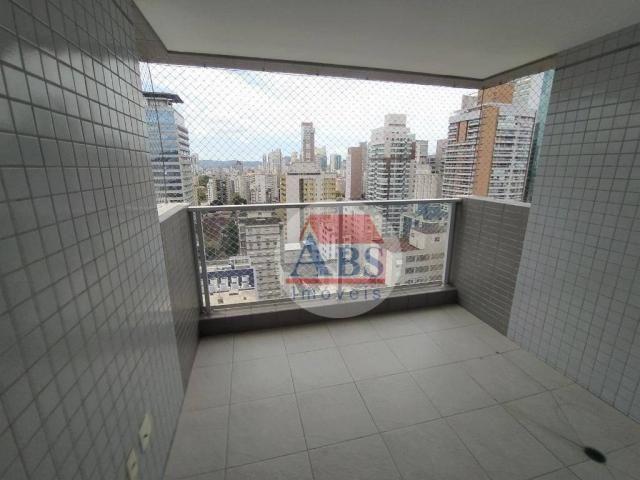 Apartamento com 2 dormitórios para alugar, 80 m² por R$ 3.500,00/mês - Gonzaga - Santos/SP - Foto 3