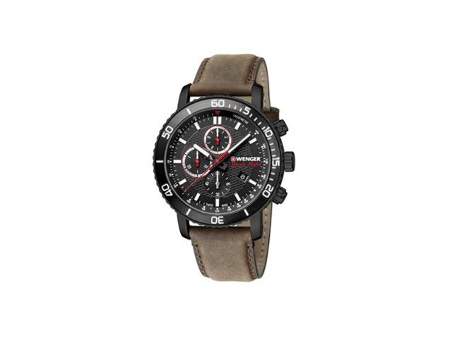 Relógio wenger roadster chronograph