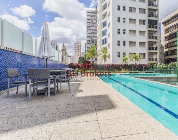 Apartamento para alugar com 3 dormitórios em Funcionários, Belo horizonte cod:BHB20867 - Foto 19