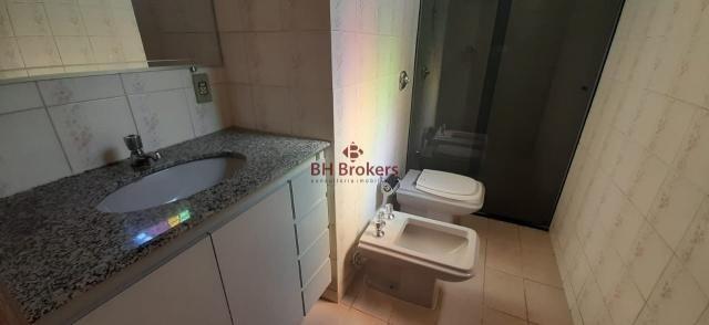 Apartamento para alugar com 3 dormitórios em Nova suíssa, Belo horizonte cod:BHB20819 - Foto 20