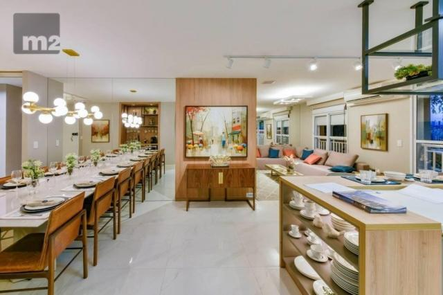 Apartamento à venda com 3 dormitórios em Setor marista, Goiânia cod:M23AP0525 - Foto 6