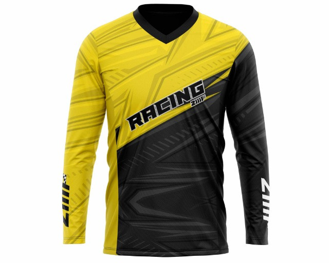 Camisa de motocross trilha personalizada - Foto 3