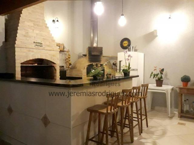 Casa com 4 dormitórios à venda, 282 m² por R$ 890.000 - Campos do Conde I - Tremembé/SP - Foto 17