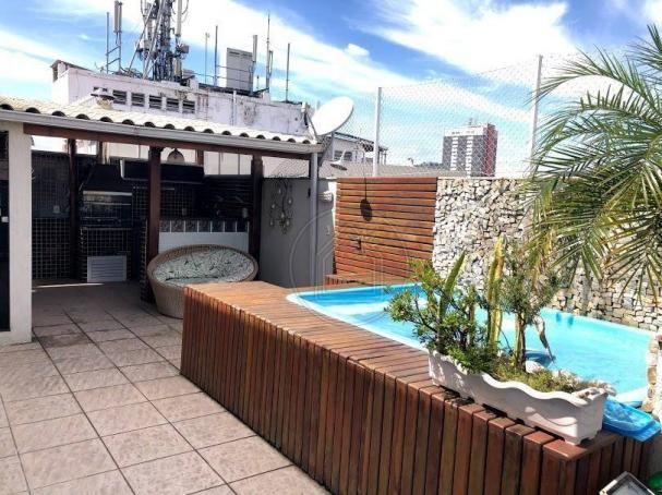 Cobertura com 2 dormitórios à venda, 130 m² por R$ 1.450.000,00 - Catete - Rio de Janeiro/