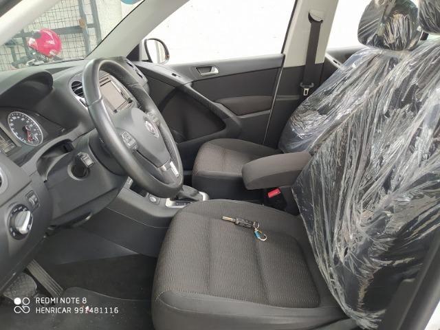 Tiguan 1.4 tsi Volkswagen Completo - Foto 16
