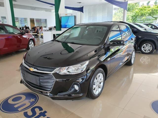 Onix Hatch 1.0 2020 - Entrada R$ 3.990,00 + 60x R$ 1.291,00