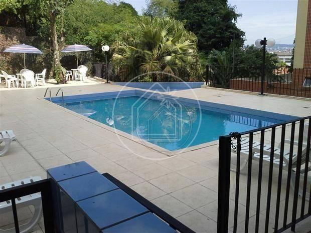 Apartamento 2 qts-Infra-Total-Residencial à venda, Rocha, Rio de Janeiro - - Foto 17