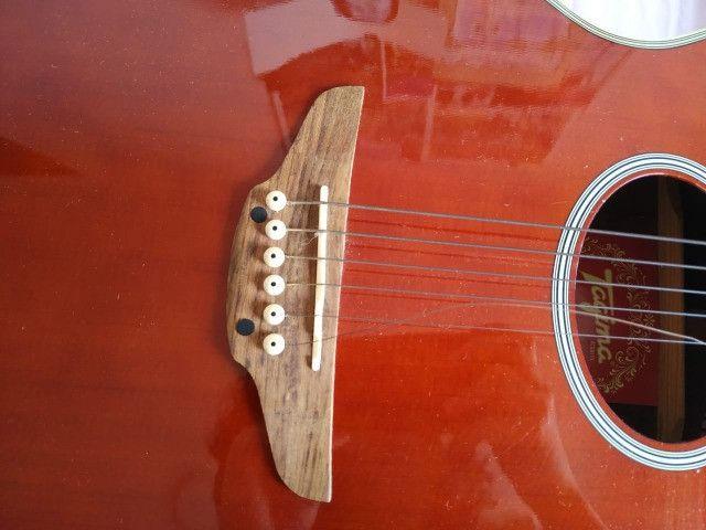 Violão Tagima Nashville Acoustic - Foto 4