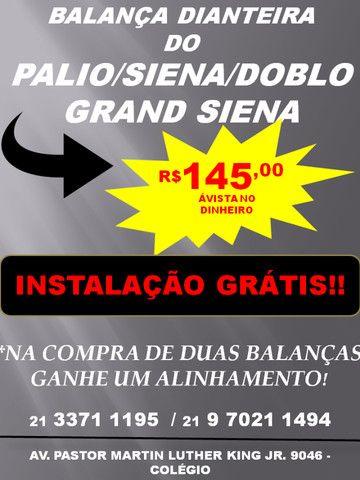 Balança dianteira do Grand Siena/ Palio/Siena/Doblo