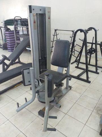 Equipamentos de Musculação Semi novos Profissionais - Foto 4