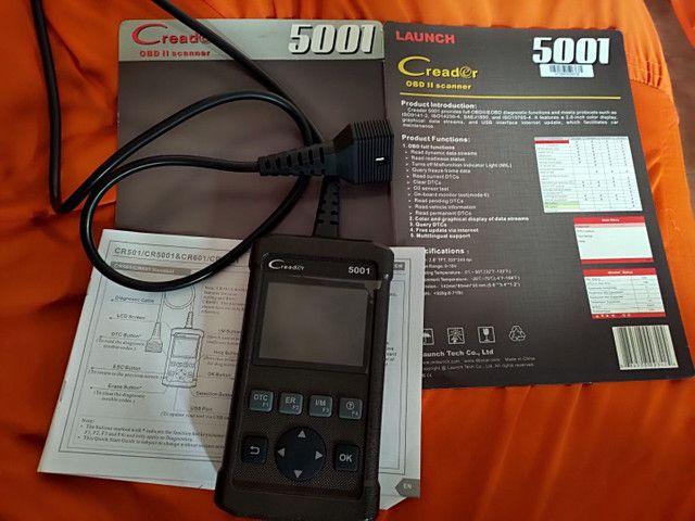 Scanner Veicular Creader 5001 OBD II - Foto 3