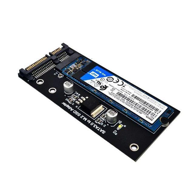 Adaptador SSD M2 sata ngff - Foto 3