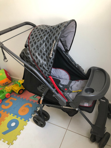 Vende-se carrinho de bebê Galzerano