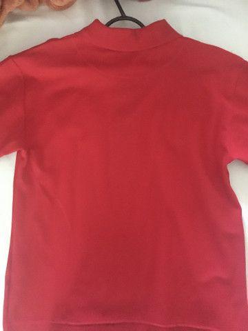 Camisa Polo Flamengo - Foto 2