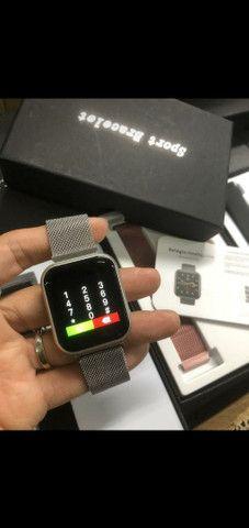 Smartwatch T80 PRO novidade - Foto 2